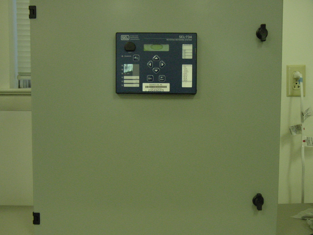 Power Quality Metering System